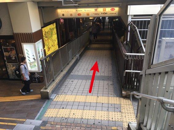 JR町田駅から7