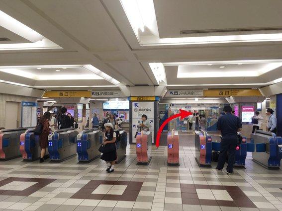 小田急町田駅から1