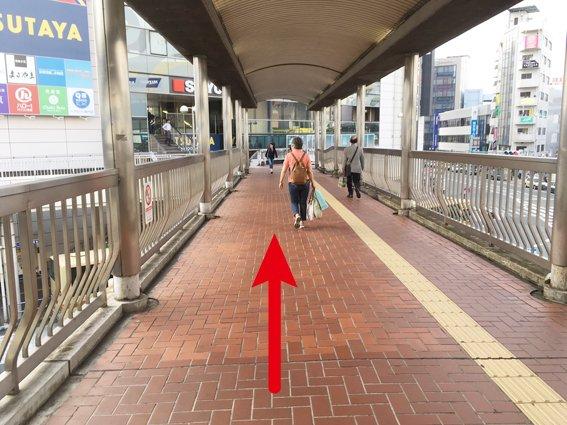 小田急町田駅から9