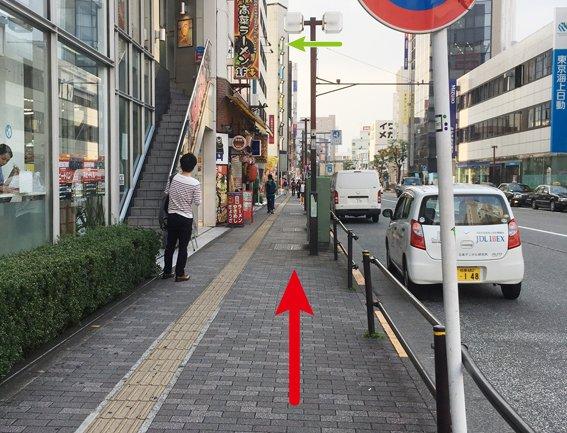 小田急町田駅から13