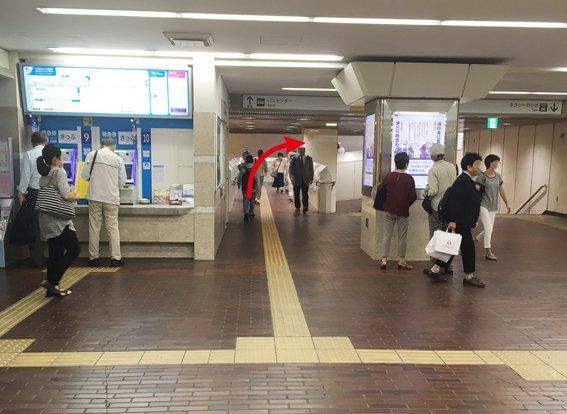 小田急町田駅から3
