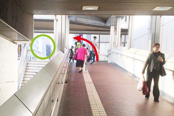 小田急町田駅から4