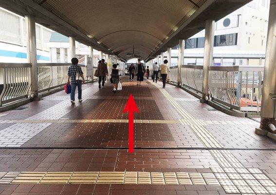 小田急町田駅から7