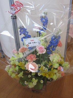 片淵さん花